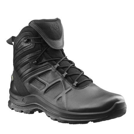 HAIX BLACK EAGLE TACTICAL 2.0 GTX MID on pahkluuni jalats, millel on libisemisvastane tald. Vastupidav tald õlile, kütusele,kuumusele ja külmale
