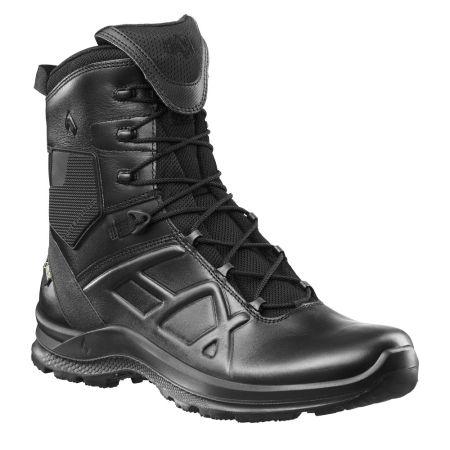 HAIX BLACK EAGLE TACTICAL 2.0 GTX HIGH on üle pahkluu taktikaline jalats, millel vastupidav tald libedusele, õlile, kütusele, kuumusele ja külmale.