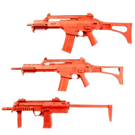 Relvamakett / ASP H&K Püss
