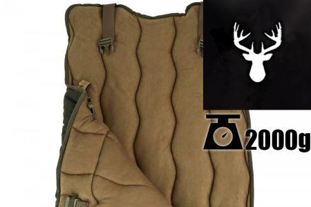 Välitekk / Carinthia Loden Outdoor Blanket (Standard)