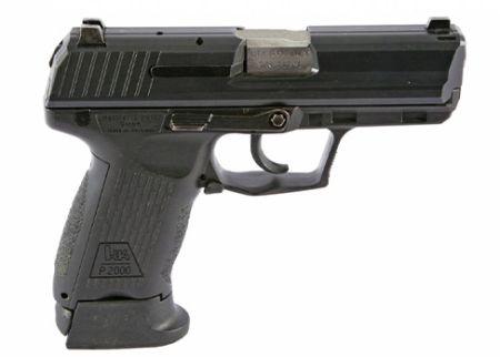 Püstol / Heckler & Koch P2000